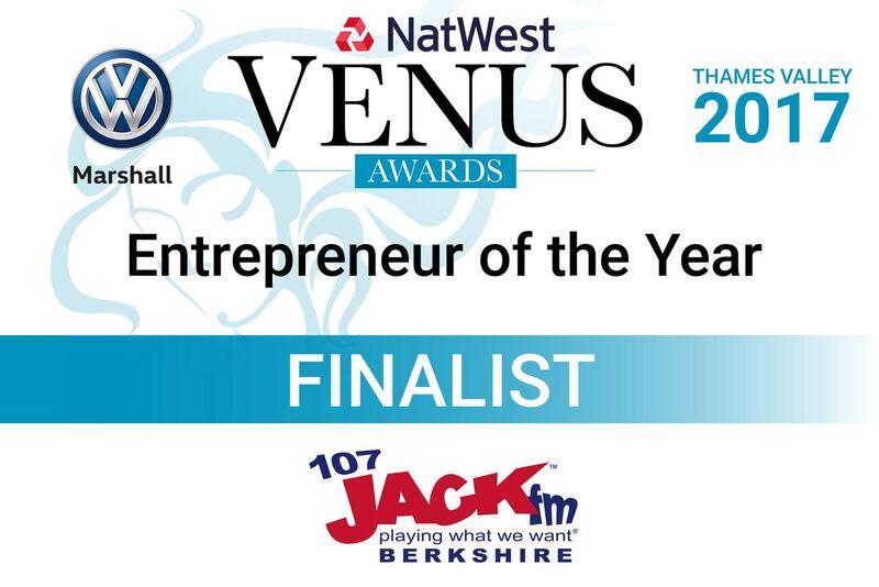 Venus Entrepreneur of the Year Award